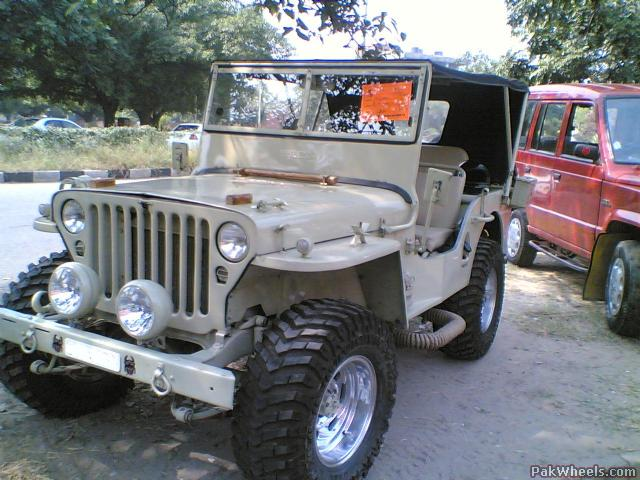 Willys Jeep Punjab. J FOR JATT & J FOR JEEP - Page