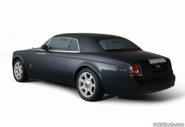 2006 Rolls Royce 101ex Concept. 28-rolls-royce-101ex/rolls