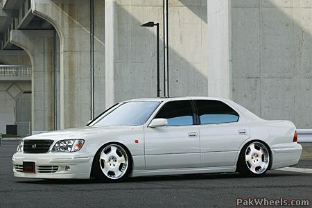 Lexus Ls400 Vip Style. Toyota Celsior/Lexus LS400 VIP