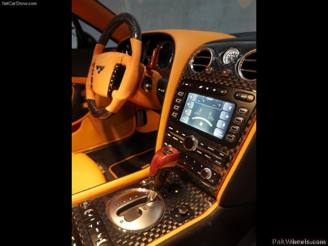 2007 Mansory Le Mansory. Continental GT Le Mansory