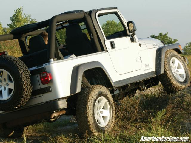 Jeep Wrangler or Land Rover Defender?