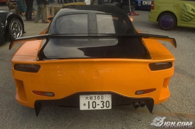Mazda RX7 Fan Club - PakWheels Forums