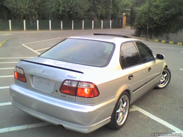 honda civic 2000. Honda Civic 2000 Model Before