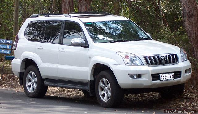 2010 Toyota Land Cruiser. Toyota Prado 2010 Model New