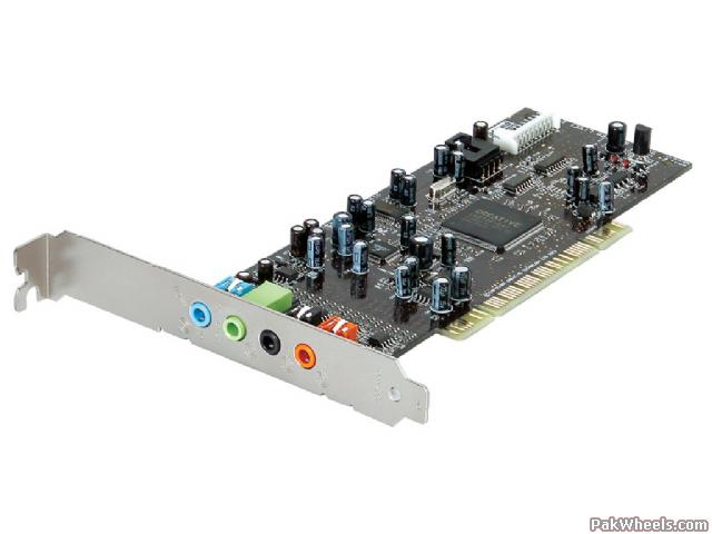Creative Sound Blaster Live! 24-bit PCI 7.1 Sound Card