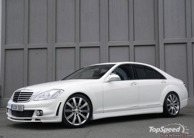+++++++Mercedes S-Class W221