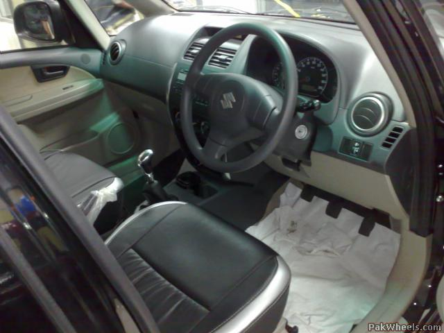 Suzuki Sx4 Sedan. Maruti-Suzuki SX4 sedan.