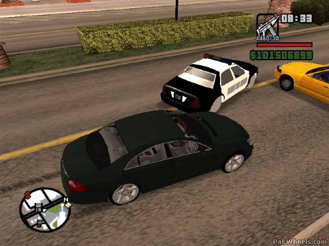 Added Cars in GTA San Andreas - PakWheels Forums