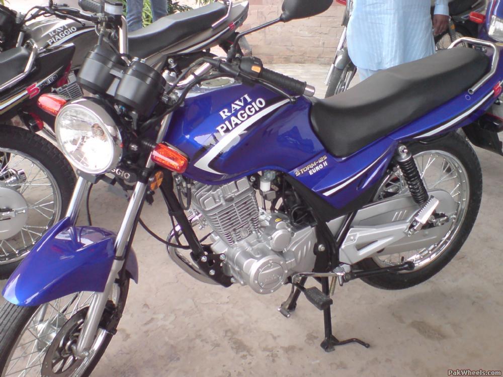 Ravi Piaggio 125... OR Suzuki Gs 150, which one to buy - dsc00149 LBF PakWheels com
