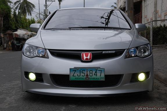 "New stuff 2011 Civic VTi ""Viper"" - 3133176 2 full MG2 PakWheels com"