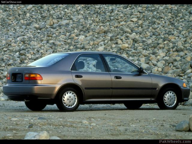 honda civic 2000 sedan. Honda Civic Wallpapers