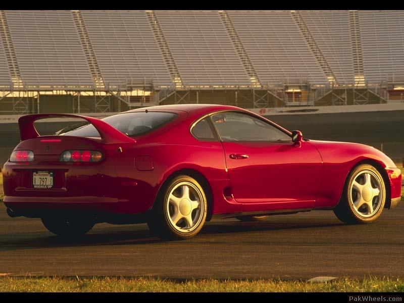 toyota supra wallpapers. from japan is toyota supra