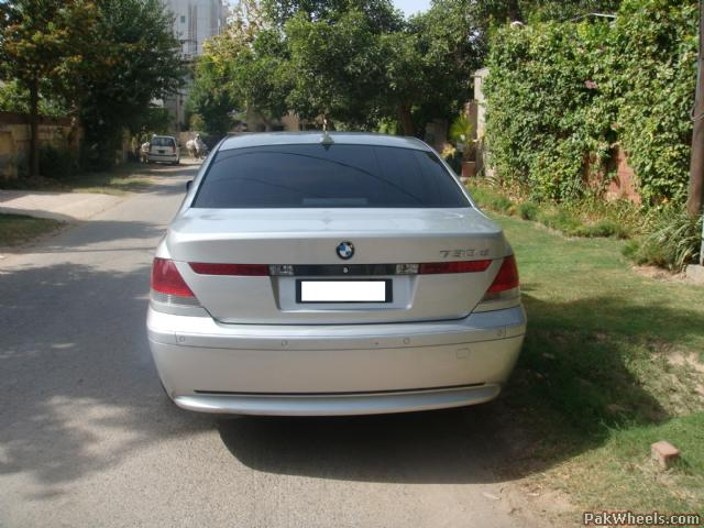 BMW 730d Sports For Sale (LAHORE) - PakWheels Forums