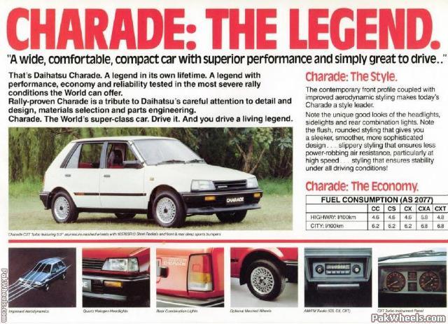 Daihatsu Charade Turbo. Charade+turbo
