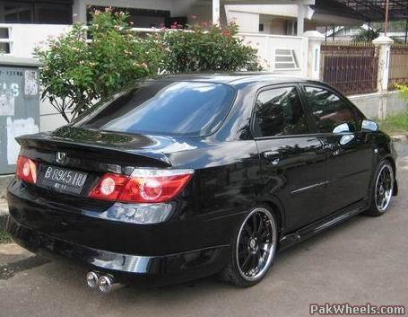 Honda City Zx Gxi 2008. Images Honda City Vtec