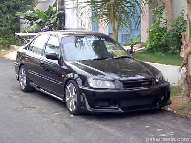Modified Honda Civic 2000 - PakWheels Forums