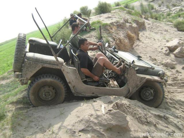 4x4Engaged?-Unaware, The Best Photo Contest . - img 3681a UUD PakWheels28com29