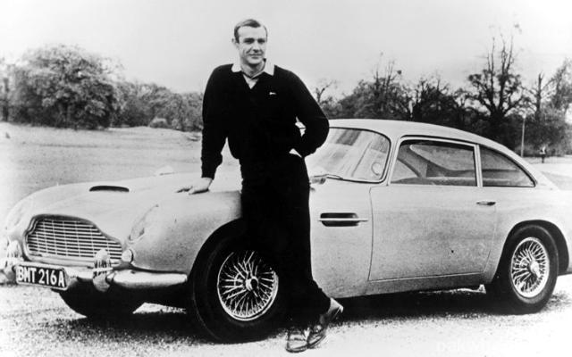 1963 Aston Martin Db5. 1963-1965 ASTON MARTIN DB5