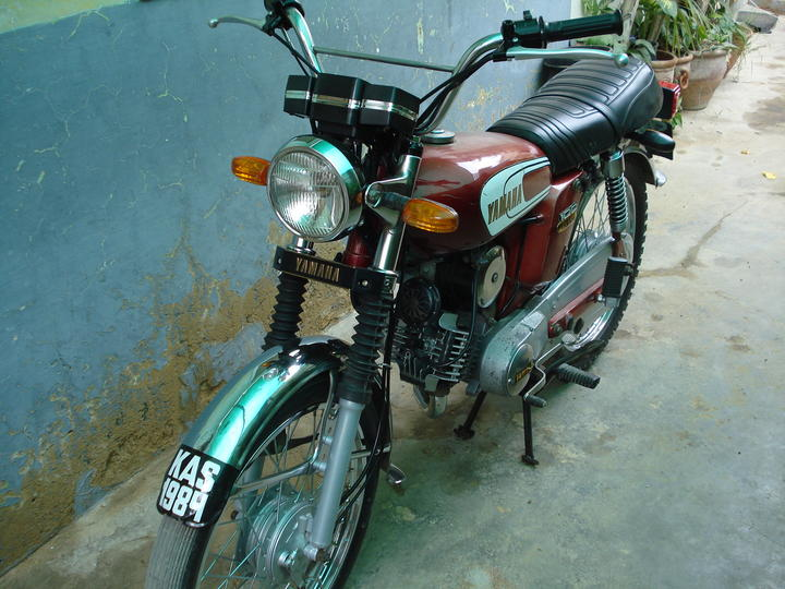 My new ride - suzuki gs 150 - 30562attach