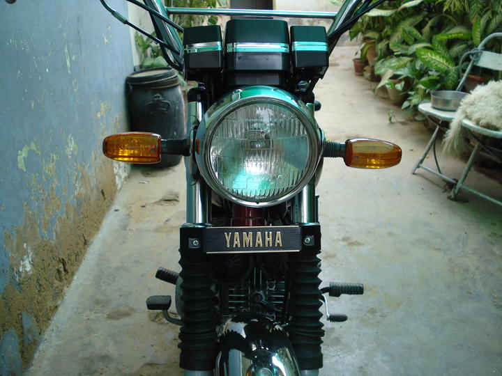 My new ride - suzuki gs 150 - 30585attach