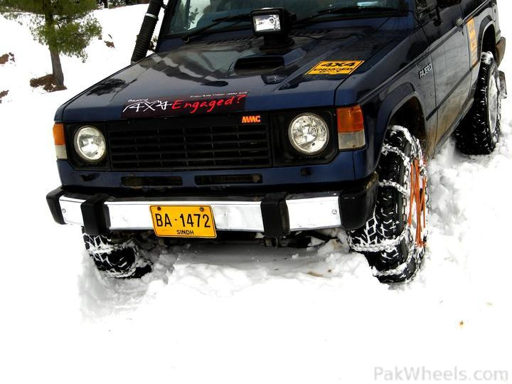 4x4Engaged?-Unaware, The Best Photo Contest . - 195937 Beyond 4x4Engaged  1st Jeep Snow Rally Malam Jabba 2011 IMG 2398
