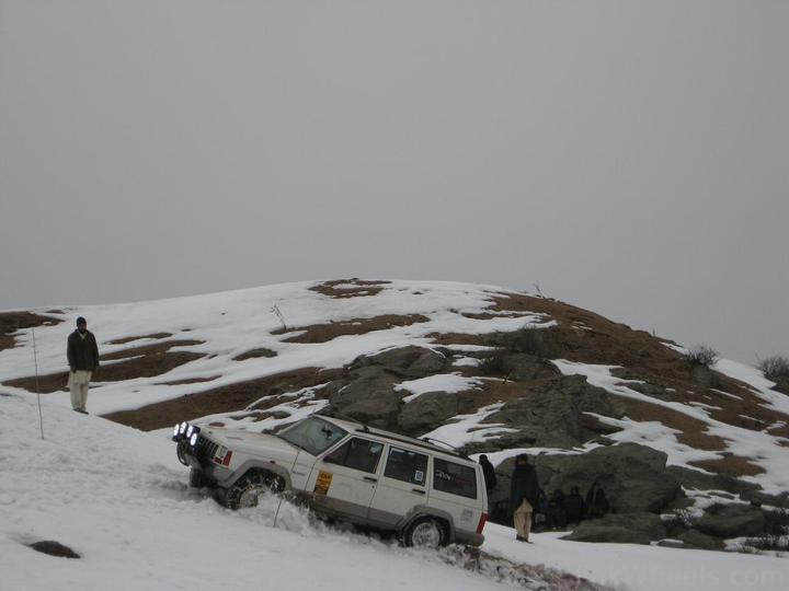 4x4Engaged?-Unaware, The Best Photo Contest . - 198477 Beyond 4x4Engaged  1st Jeep Snow Rally Malam Jabba 2011 IMG 2433a