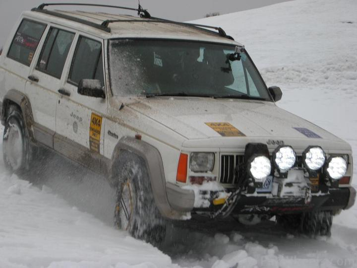 4x4Engaged?-Unaware, The Best Photo Contest . - 198480 Beyond 4x4Engaged  1st Jeep Snow Rally Malam Jabba 2011 IMG 2438a