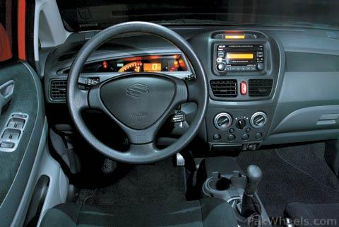 2009 Honda Element Interior. THINS the interior.