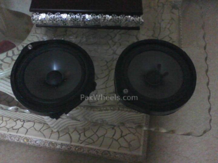 Honda City 2011 MT - 101735 Required Honda City 2010 Stock speakers Photo 0044