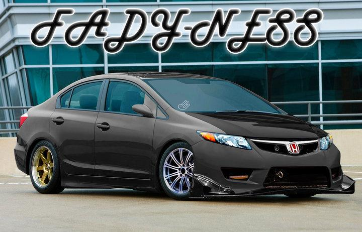 The Official Honda Civic 2012 Post - 245054 9 Gen Civic   Fady Tuned  civic copy