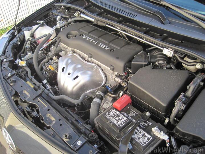 """Project """"Laadli"""" - My Toyota Corolla GLi 2010 - 143108 Corolla XRS IMG 0413"""