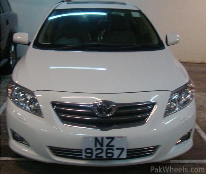 "Project ""Laadli"" - My Toyota Corolla GLi 2010 - 165127 Only if Corolla in Pakistan was this cool  001"
