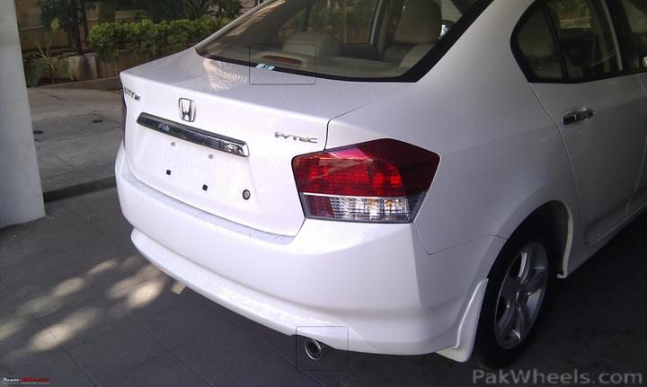 Want to install High Mount Brake lights in City 2010 - 169816 Savings by Honda Atlas in CITY 2010 IMAG0239