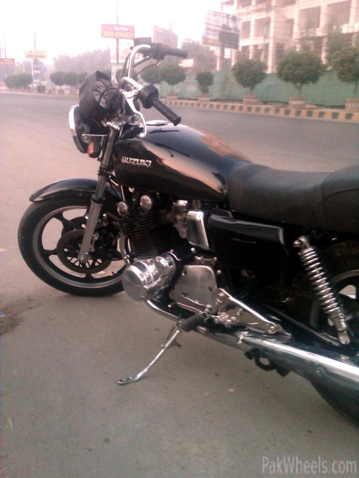 Suzuki GS 1000E For Sale - PakWheels Forums