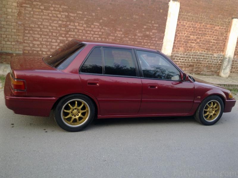 Honda civic 4th gen 1988-1991 fan club. - 287237 modified honda civic 1988 for sale  LHR  19082011012