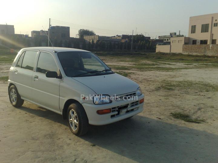 Daihatsu Cuore 2002. Daihatsu Cuore 2006
